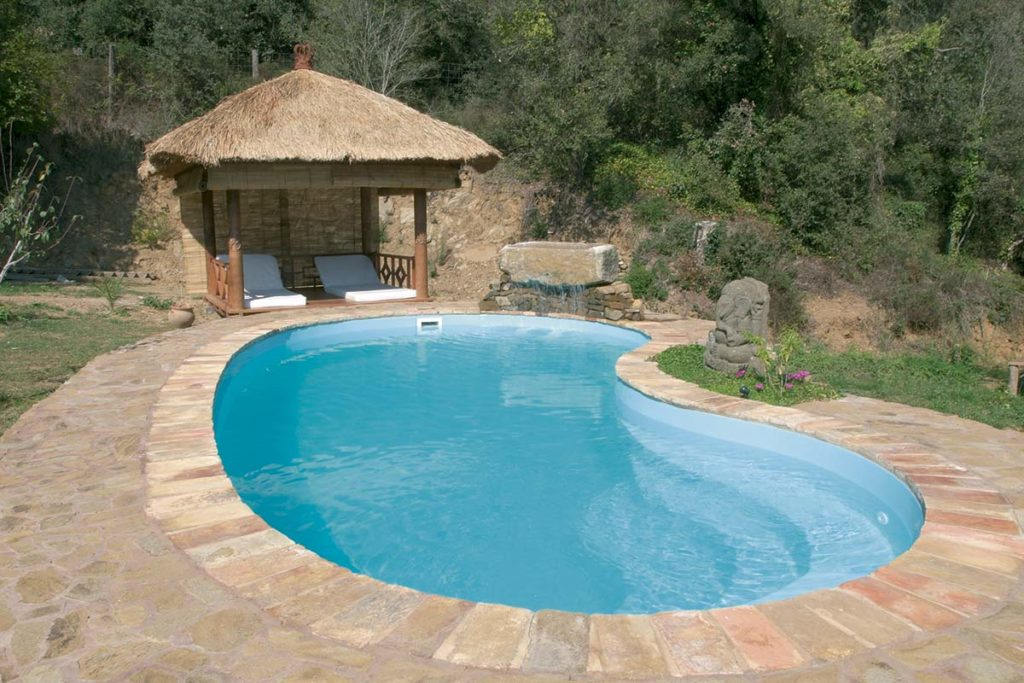 piscina de poli ster modelo ri n espai piscinas graf en