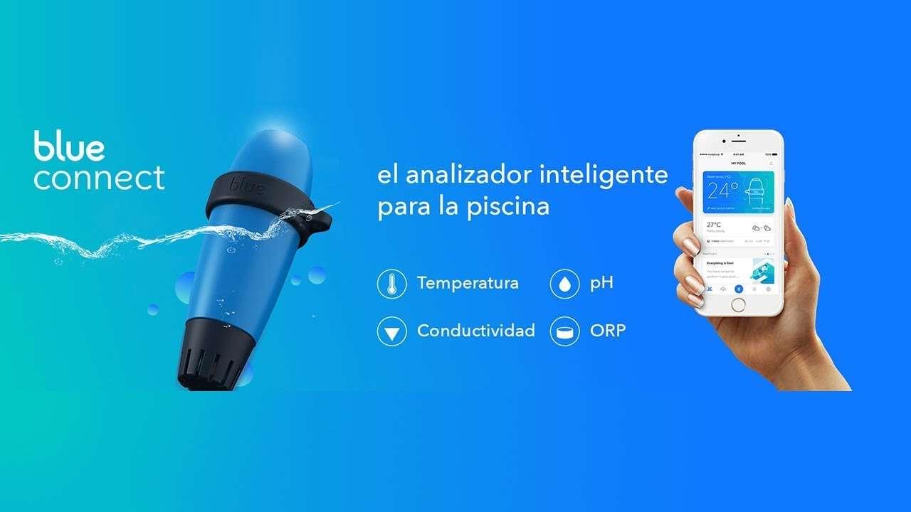 Blue Connect, analitzador inel·ligent de l'aigua de la teva piscina, Espai Piscines Graf