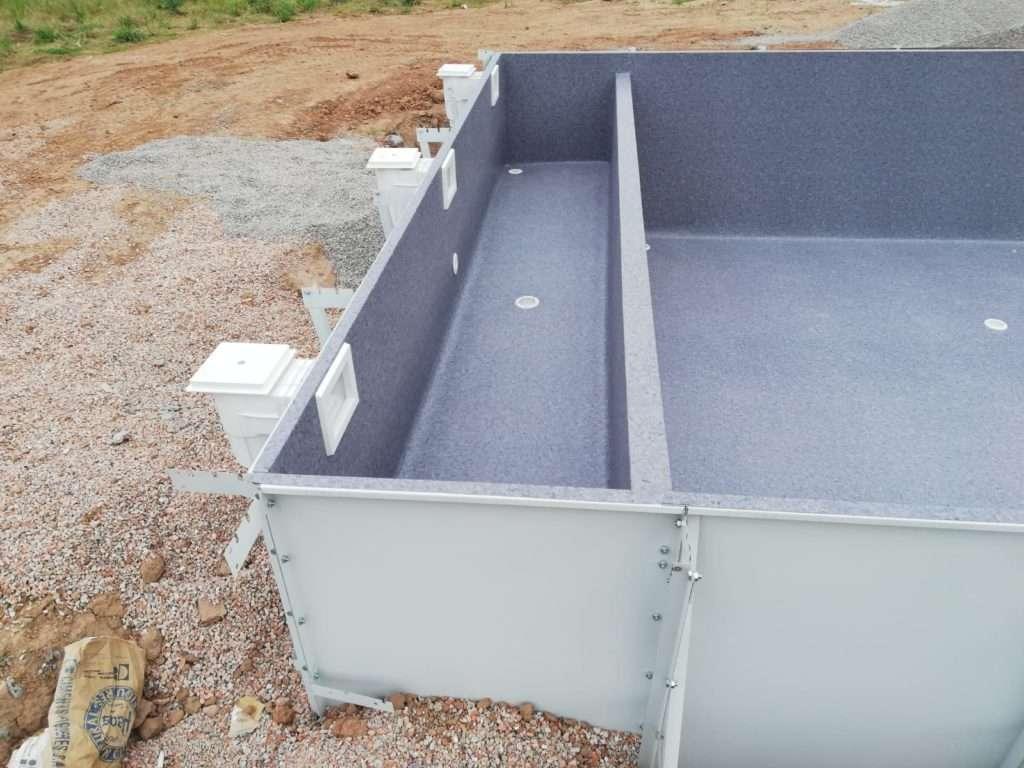 Instal·lació piscina acergraf, Espai Piscines Graf 3