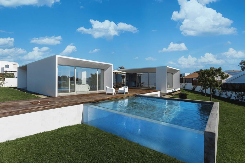 Invertir per una piscina de plexiglas, Espai Piscines Graf