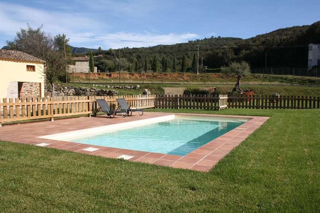 Models de piscines per a particulars, Piscina de polièster rectangular - GRAF-CANARIA 600